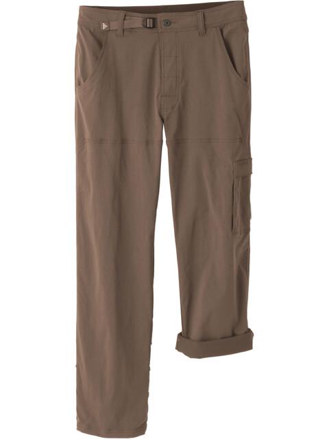 """Prana M's Stretch Zion Pant 32"""" Inseam Mud"""